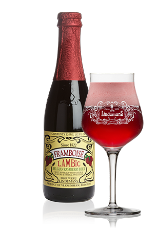Lindeman's Framboise Lambic - Single 12oz Bottle