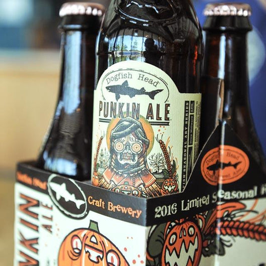 Dogfish Head Punkin Ale - 4 pk 12oz Bottles