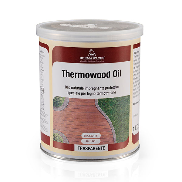Thermowood Yağı - Thermowood Oil