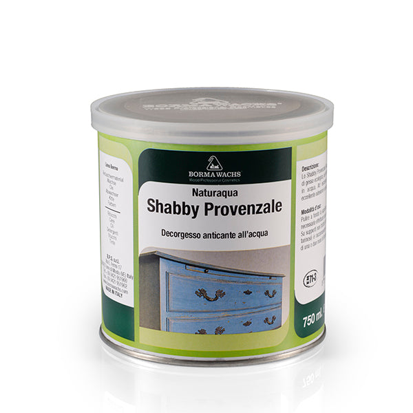 Shabby 750ml - Naturaqua Shabby Provence Chalk Paint
