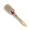 Gava Oval Wooden Brush Ideal N.10 - Ekonomik Oval Fırça 10 Numara