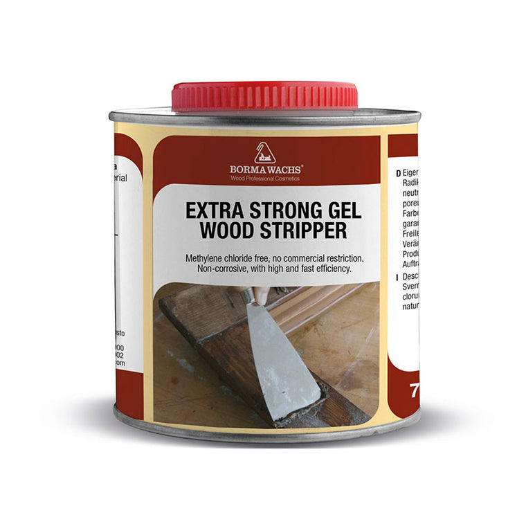 Ekstra Güçlü Boya Sökücü Jel - Extra Strong Wood Stripper Gel