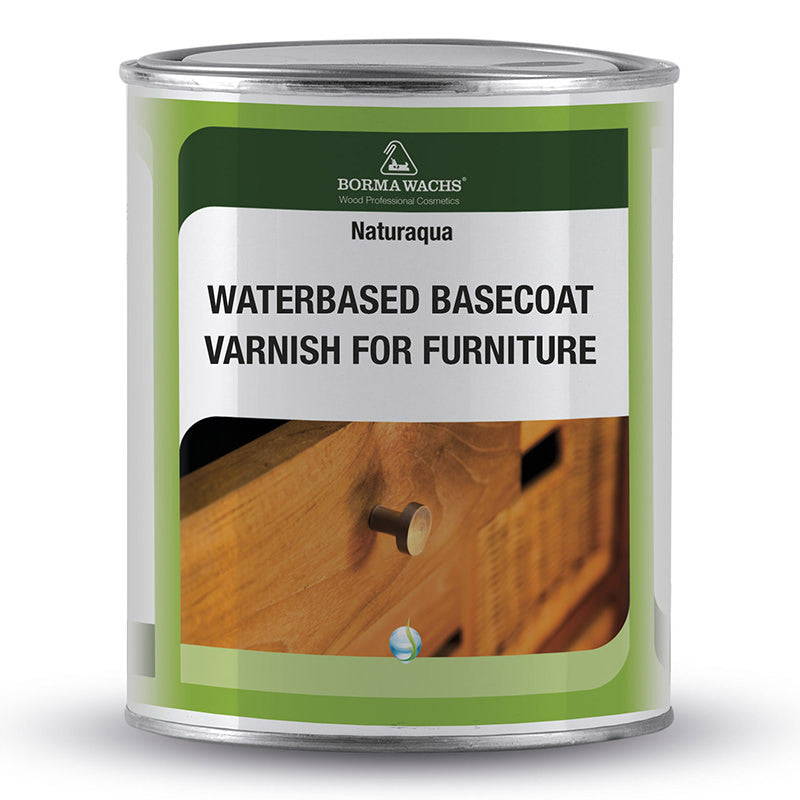 Su Bazlı Mobilya Dolgu Verniği – Waterbased Basecoat Varnish For Furniture