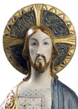 Romanesque Christ Sculpture. Limited Edition, 23 inches