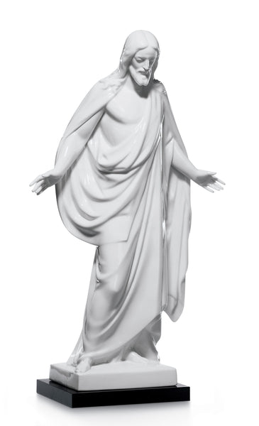 Christ Figurine  by Lladro (Looking to the right), 20 inches