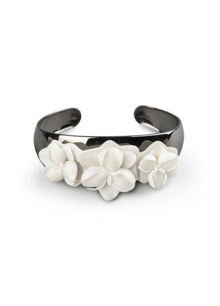 Orchid Bracelet by Lladro