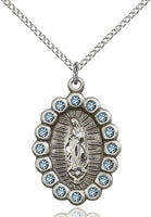 Our Lady of Guadalupe Pendant - St. Mary's Gift Store