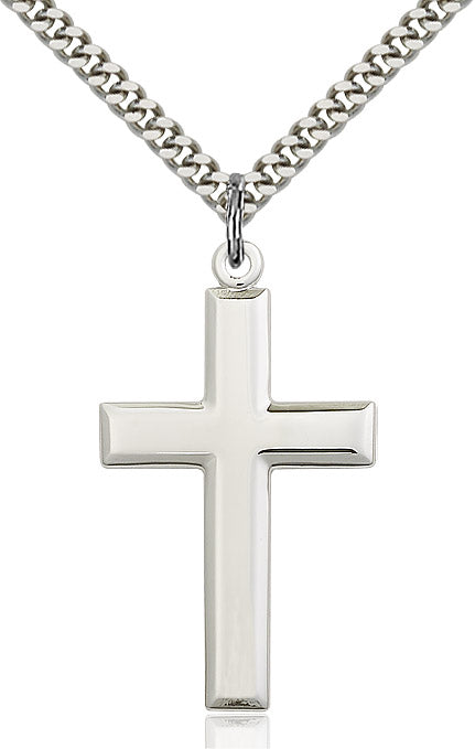 Sterling Silver Cross - St. Mary's Gift Store