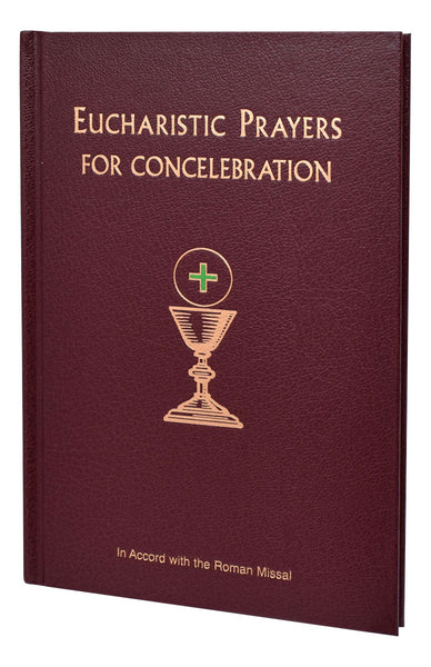 Eucharistic Prayers for Concelebration - Hard Cover
