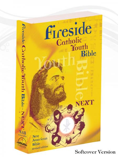 Youth Bible Soft Cover - St. Mary's Gift Store