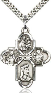 Franciscan 4-Way Cross - St. Mary's Gift Store