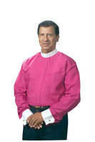 Long Sleeve Roman Purple Clergy Shirt with French Cuffs - St. Mary's Gift Store