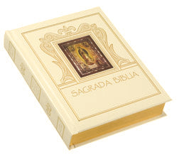 Madre de las Americas Catholic Spanish Bible - St. Mary's Gift Store