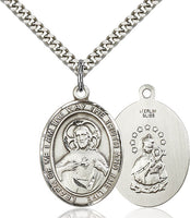 Sacred Heart of Jesus Scapular - St. Mary's Gift Store