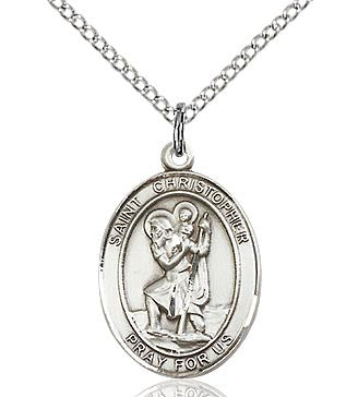 St. Christopher Medal - St. Mary's Gift Store