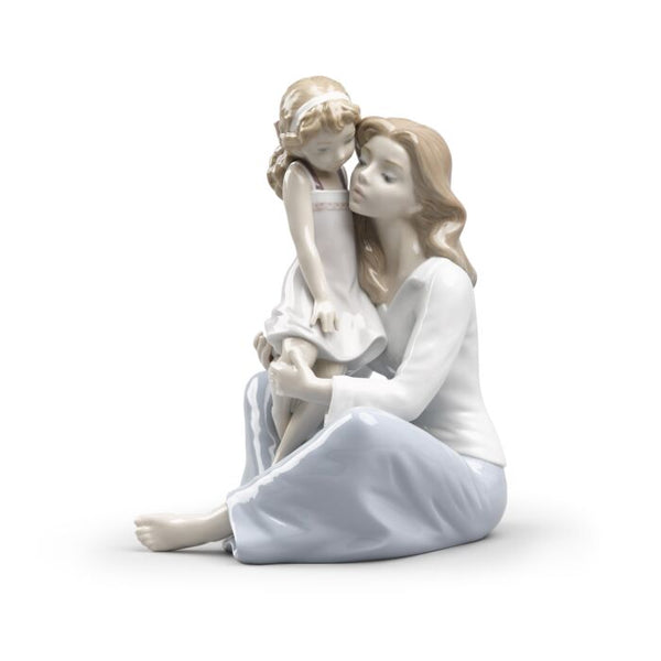 Mommy's Little Girl Mother Figurine