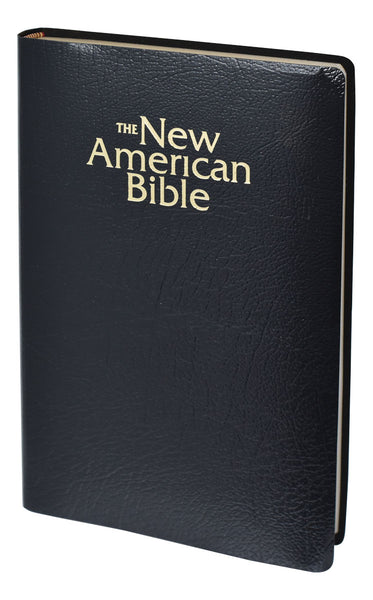 NABRE Gift and Award Bible- Catholic- Black Cover.