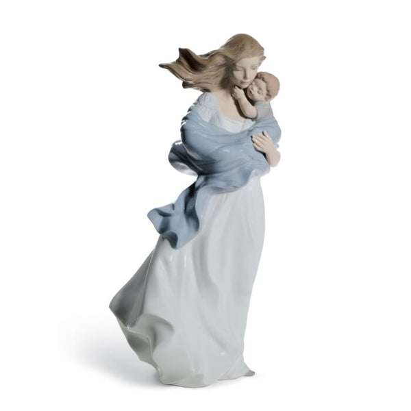 Loving Touch Mother Figurine, 14 inches