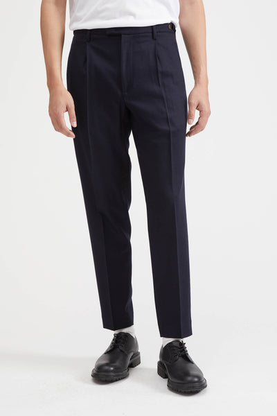 MASCO TROUSERS - NAVY