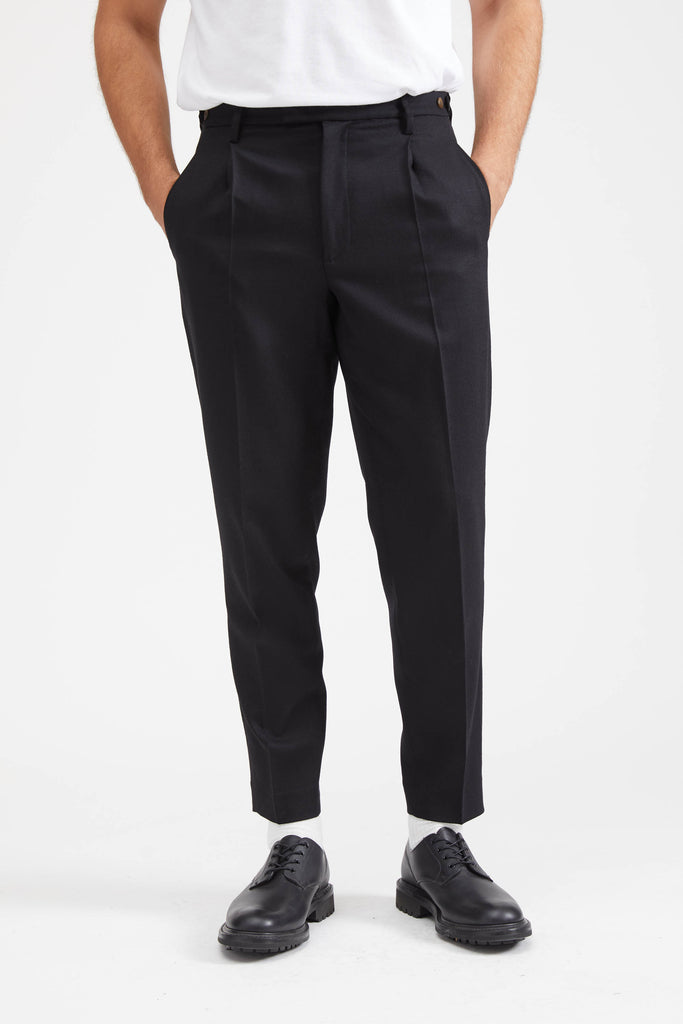 Masco Trousers - Nero