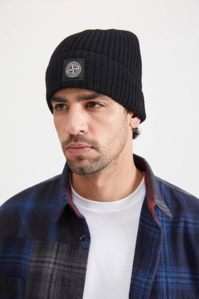 N10B5 LANA GEELONG CAP - BLACK