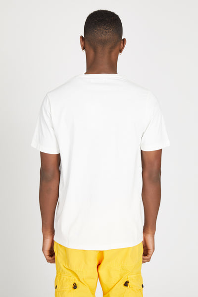 TSHIRT WAITING - WHITE