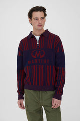 Prysm Knit - Blue/Haut