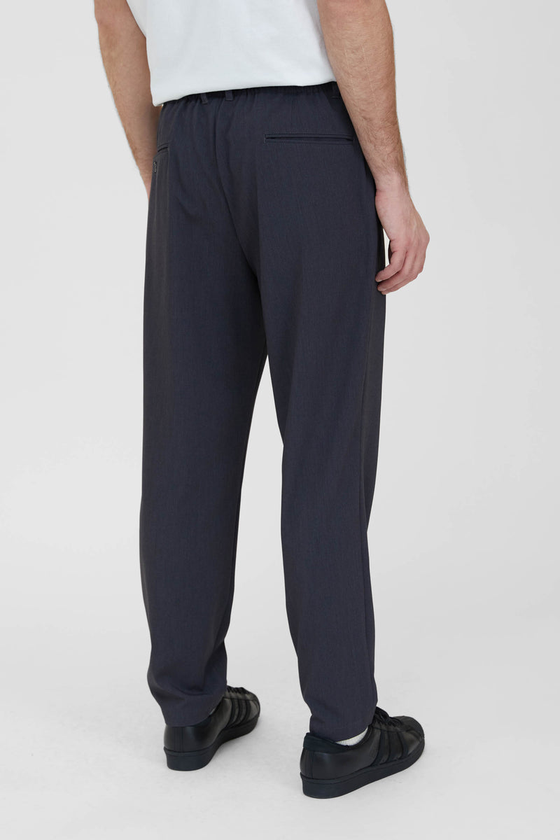 Tapered Pants - Charcoal