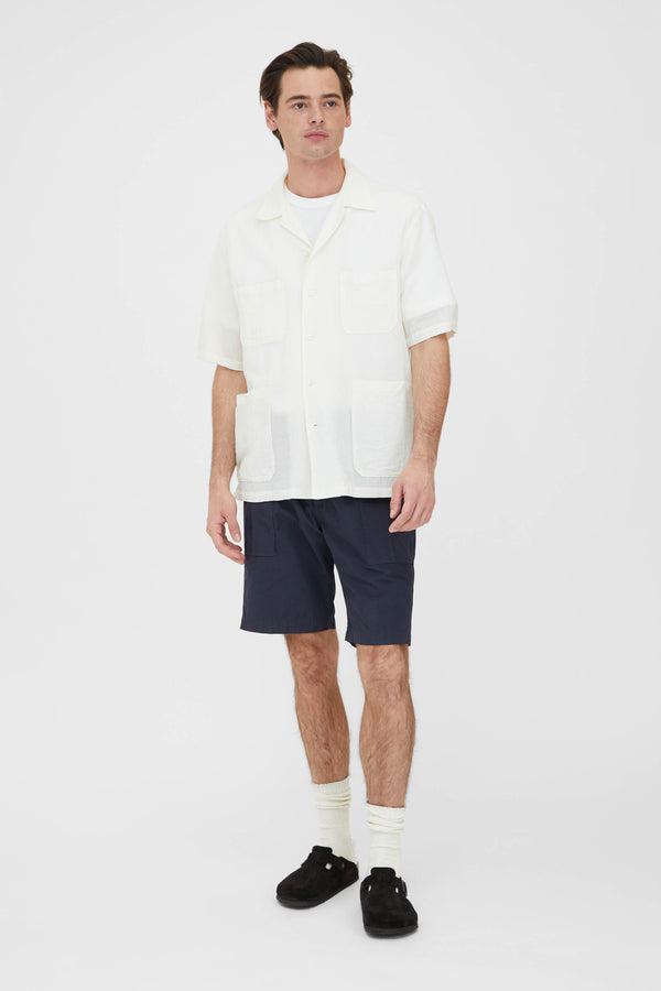 Easy Cargo Shorts - Navy