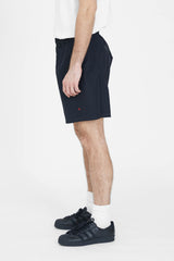 B02X5 MARINA Brushed Nylon Bermuda Shorts - Black