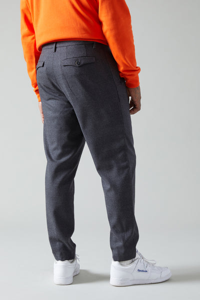 MASCO FRARE TROUSERS - CENERE
