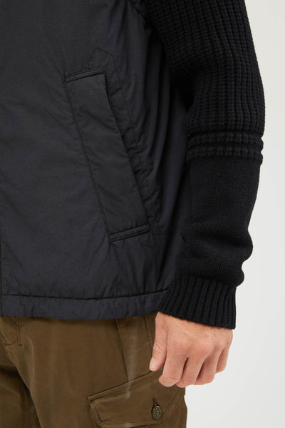 43732 Naslan Light Watro Jacket - Black