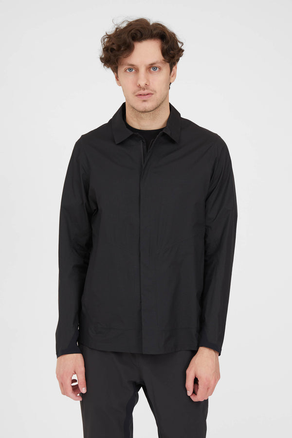 Demlo SL Shirt Jacket - Black