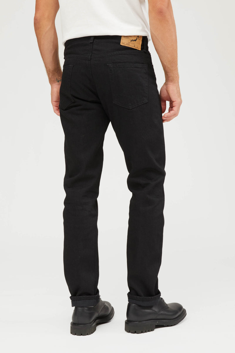 Ivy Fit Denim 107 - Black Denim