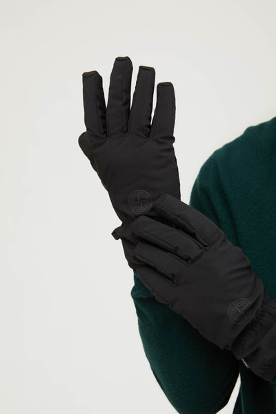 92429 GUANTI SOFT SHELL-R GLOVES - BLACK