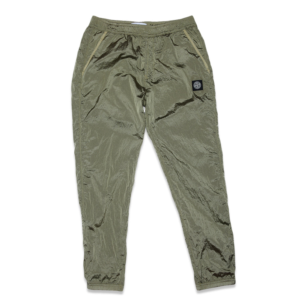 65236 Nylon Metal Ripstop Pants - Dark Beige