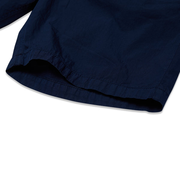 BERMUDA NEW TRIPOLI POPLIN COTTON GD - BLUE NAVY