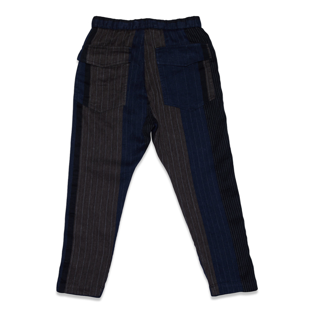 TRABACO GIANTO PATCHWORK TROUSERS - UNICO