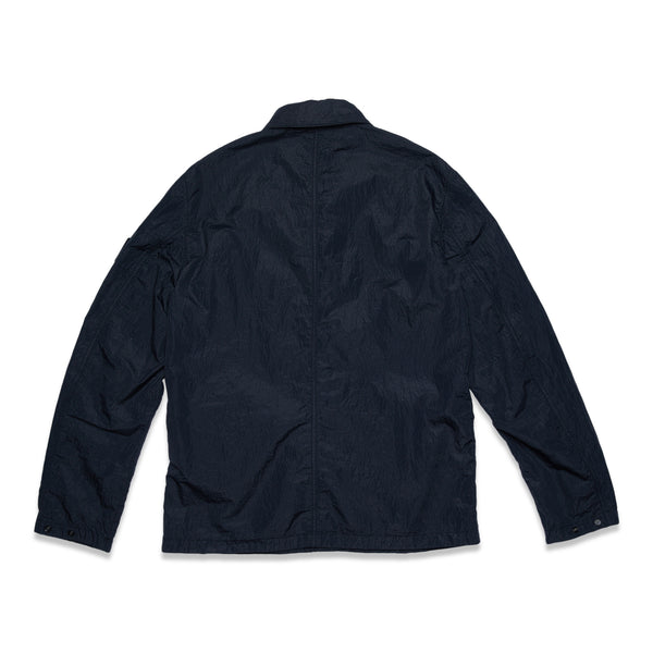 44229 SI PA/PL SEERSUCKER-TC GARMENT DYED JACKET - BLACK