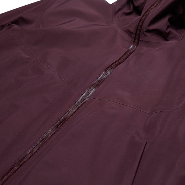 Arris Jacket - Rosewood