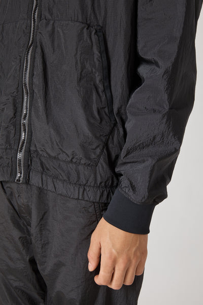 62536 NYLON METAL RIPSTOP-TC JACKET - BLACK