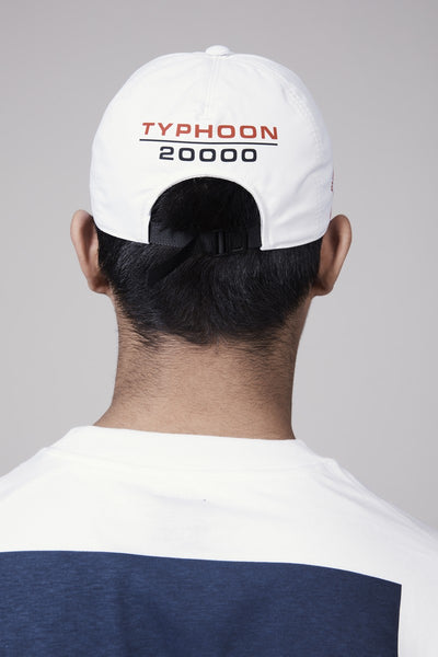 LQQK TYPHOON HAT - WHITE