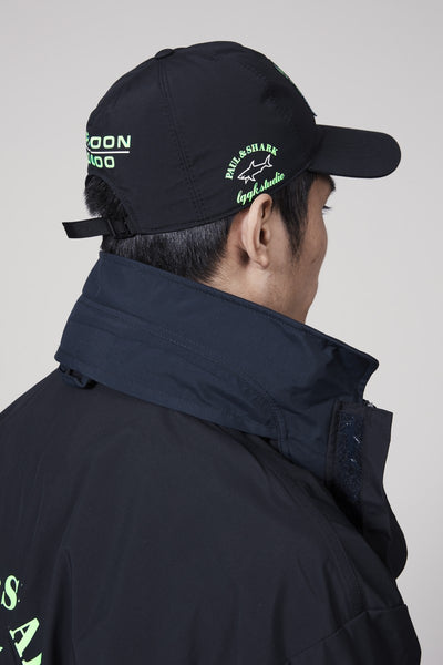 LQQK TYPHOON HAT - BLACK