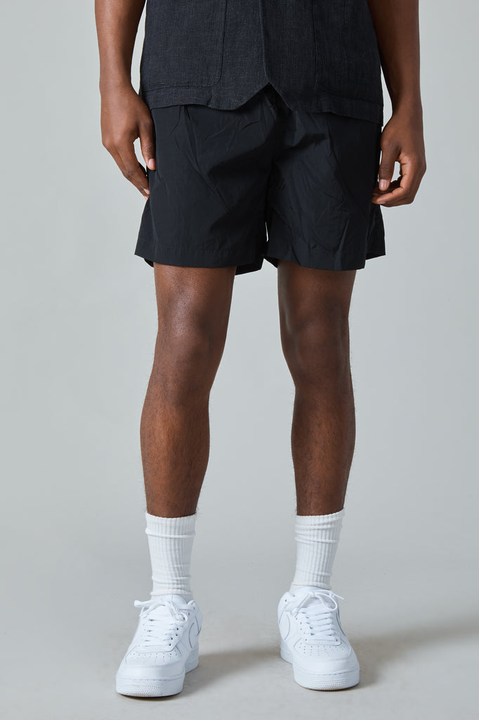 SWIMMER SHORTS - BLACK