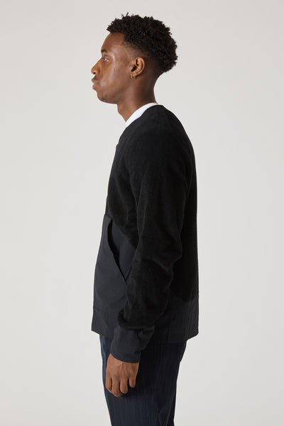 DINITZ COMP JACKET - BLACK