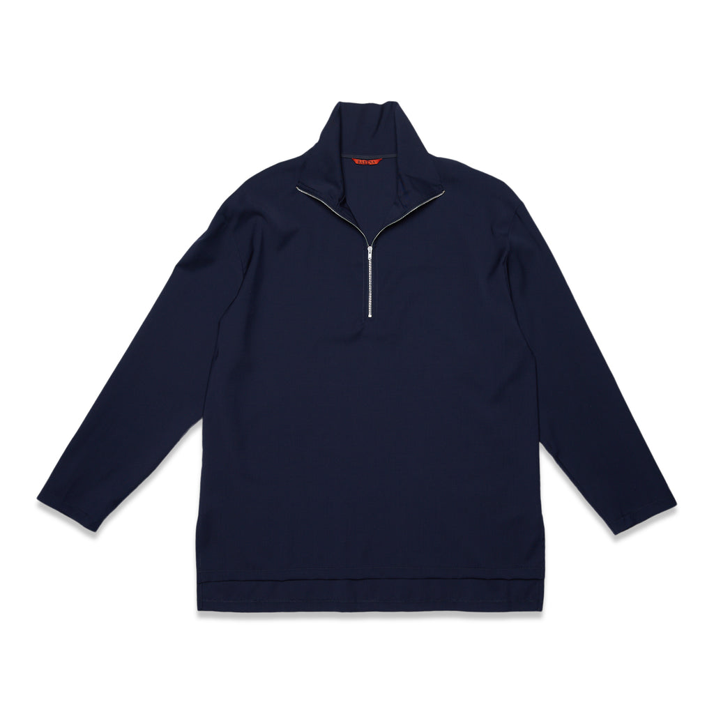 TAPARO TELA SWEATER - NAVY