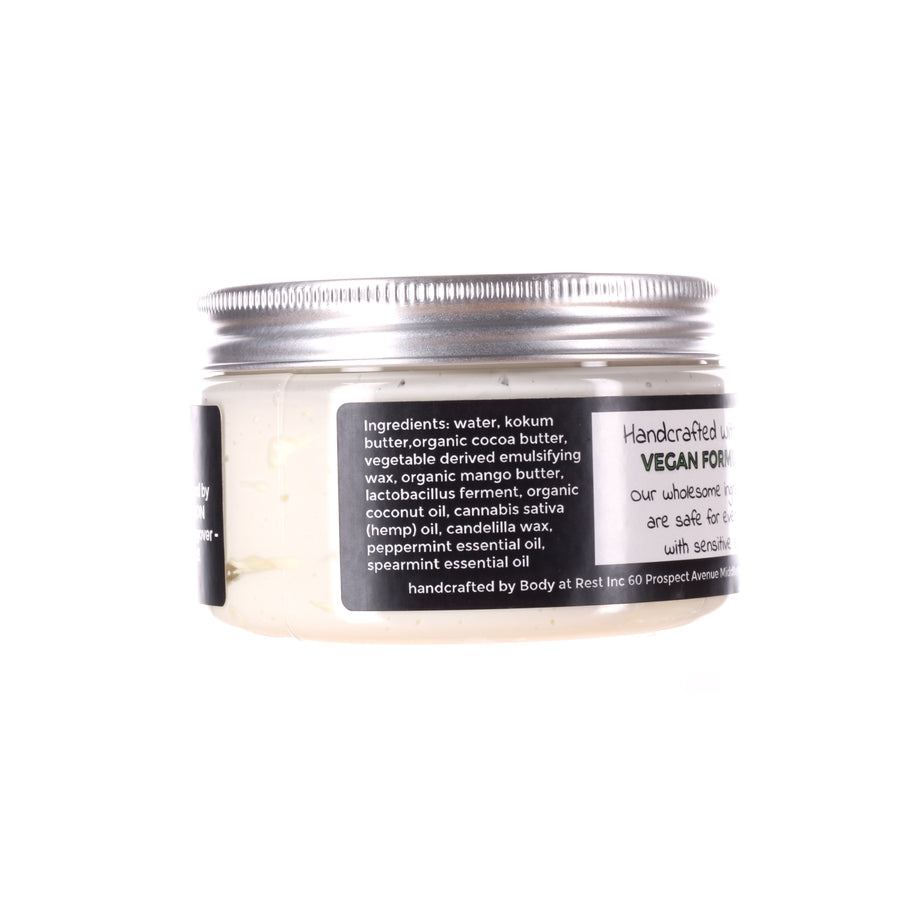 Creedence Clear Feet Revival: Hemp Foot Butter - Farmbody