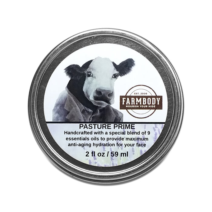 Paleo Anti-Aging Moisturizer Pasture Prime Farmbody Skin Care
