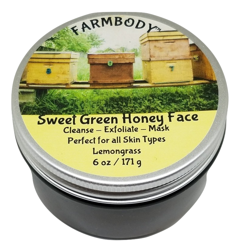 Honey Face Mask and Cleanser for all skin types