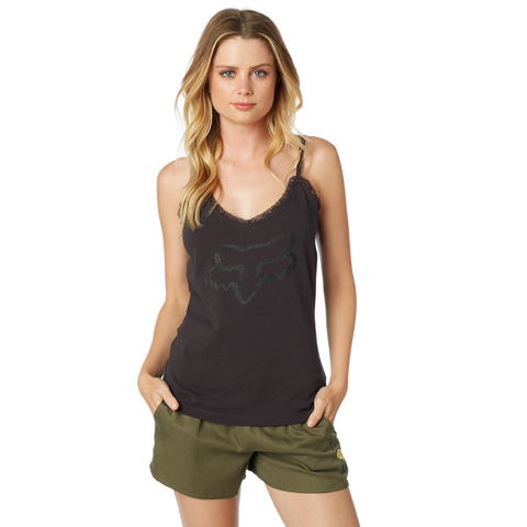 Fox Die Hard Lace Tank Top